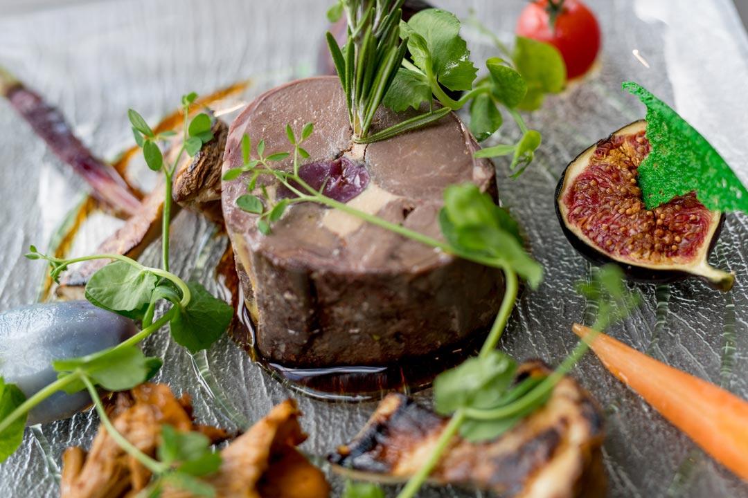 restaurant le Domaine de Fompeyre